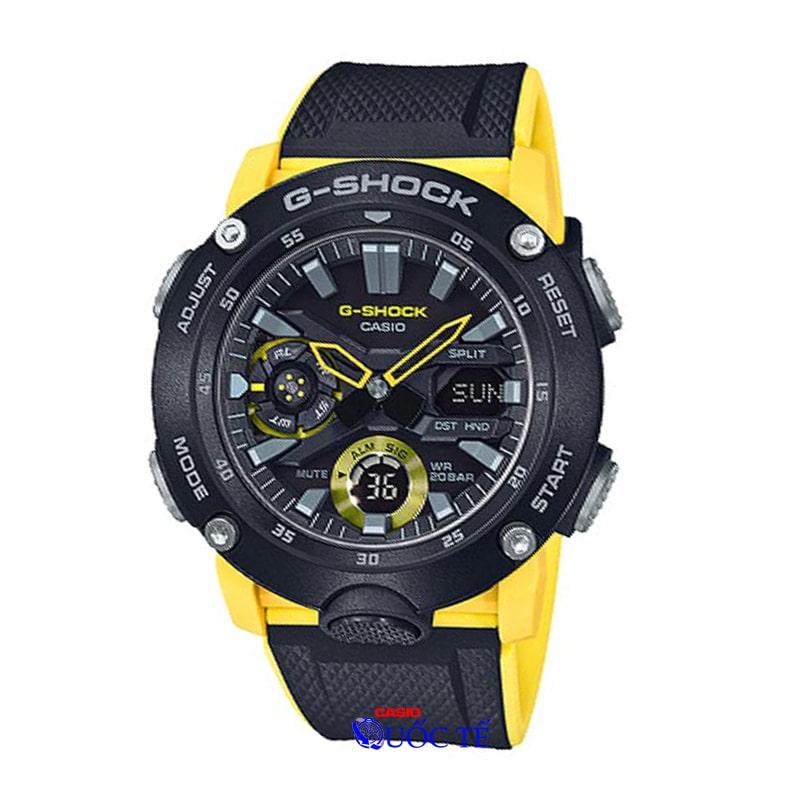 Đồng hồ casio g-shock GA-2000 giá rẻ