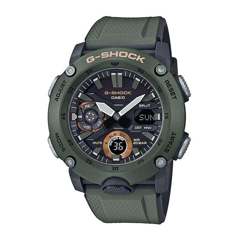 Đồng hồ casio g-shock GA-2000 chính hãng